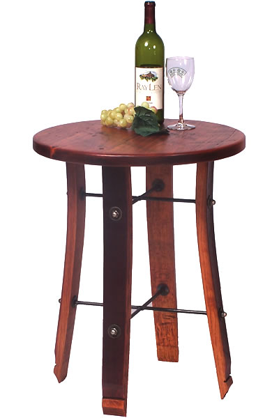 Wine Tonight Collection End Tables 2 Day