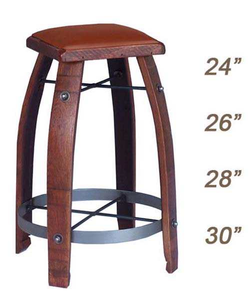 Stave Stool 2 Day Designs