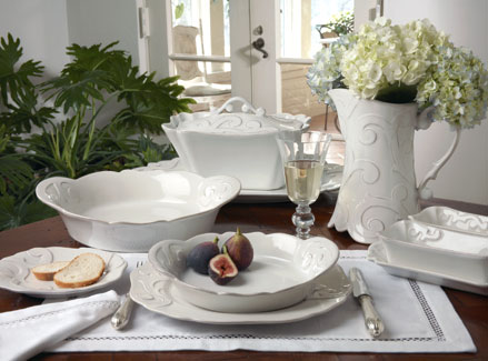 casa fina arabesque dinnerware