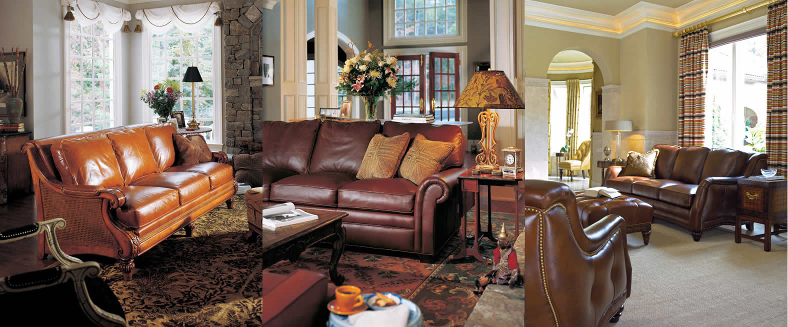 Genial Hancock And Moore Leather Sofas