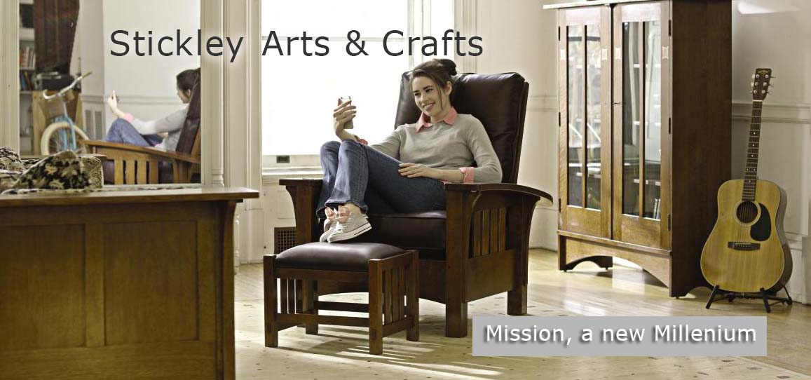 stickley mission fal sale