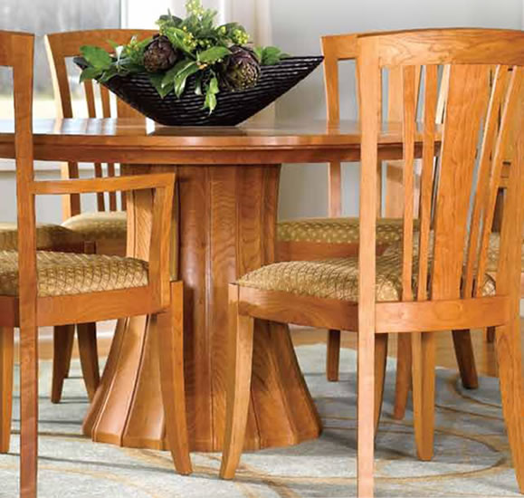 stickley modern dining