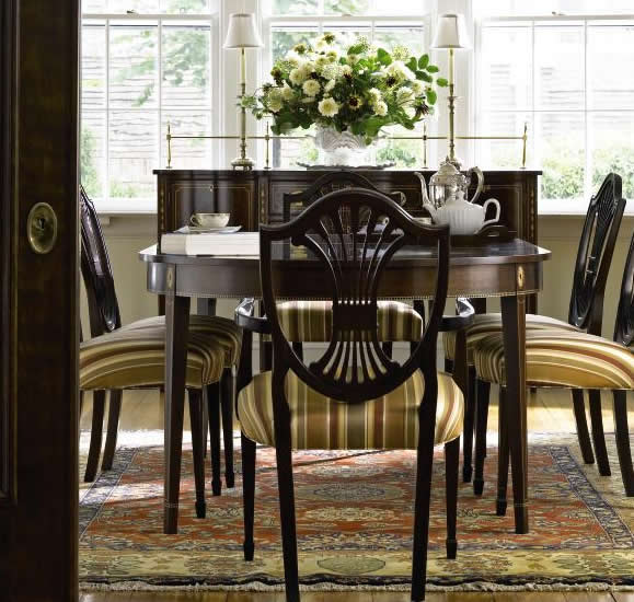 stickley traditional dining