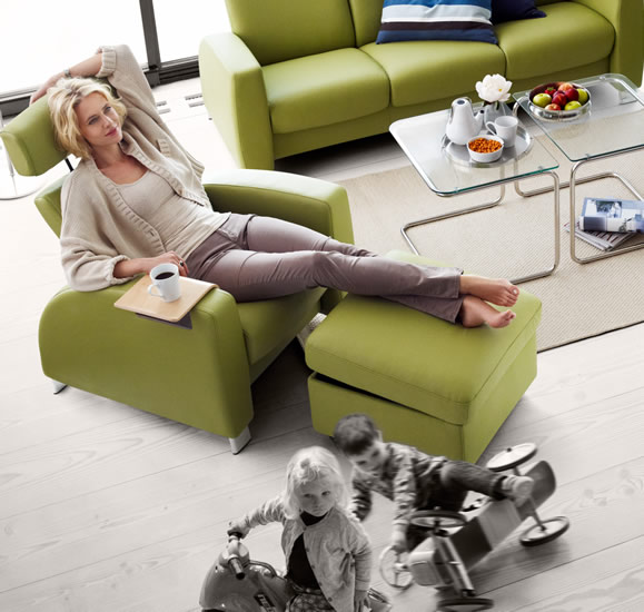 Ekornes And Stressless Recliners