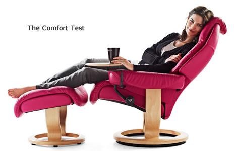 voyager stressless recliner