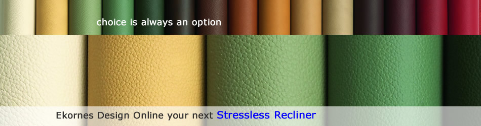 stressless leather colors