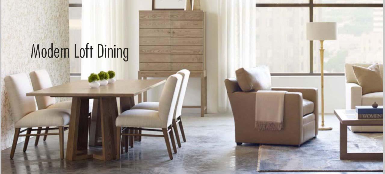 Charmant Traditions Fall Accessory Sale; Studio By Stickley Modern Loft Dining Room  ...