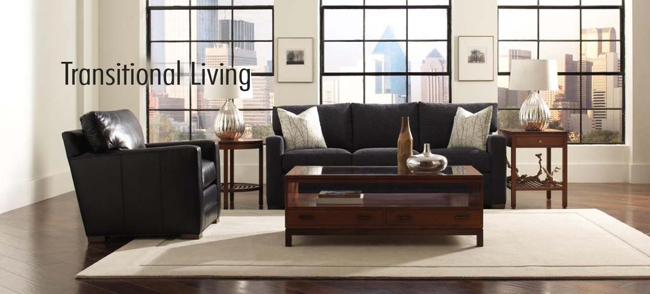 Gentil ... Stickley 200 Series Leather Sofa; Studio By Stickley Hawkins  Collection; Shop Downtown Overland Park
