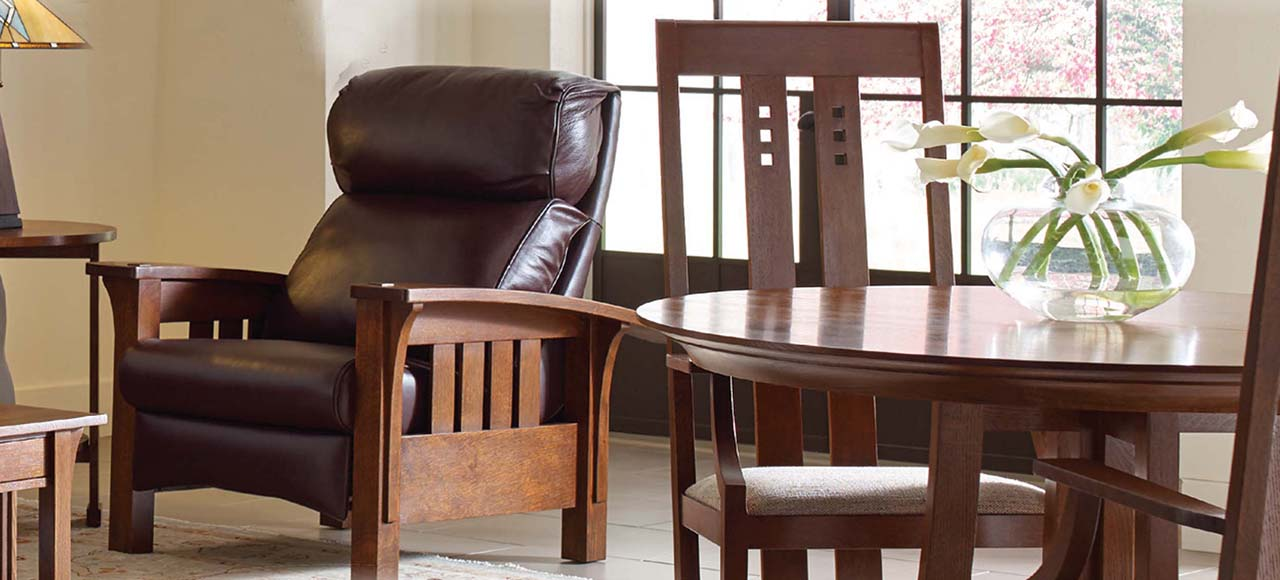 stickley mission furniture collection