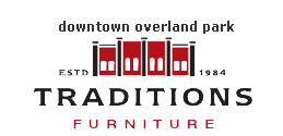 Traditions Furniture in the Overland Park, Kansas