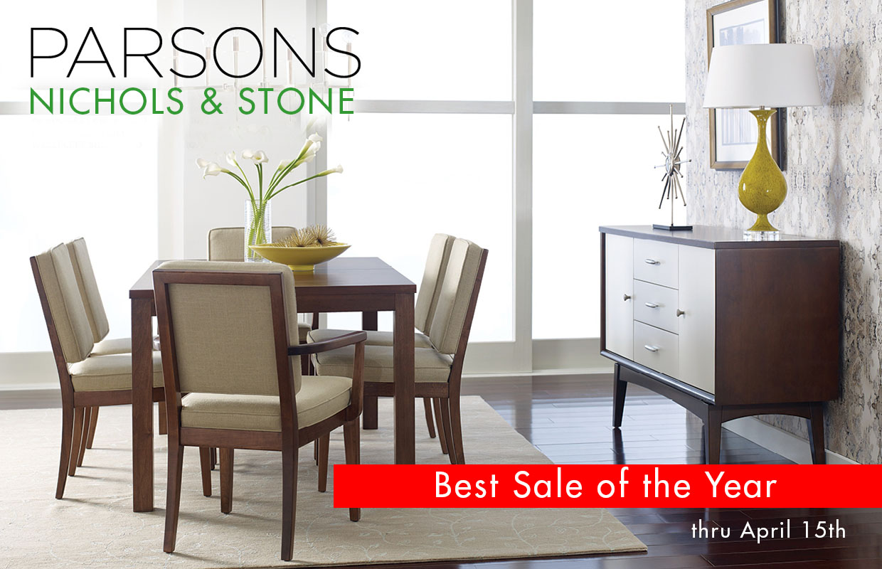 sale nichols and stone