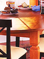 Gat Creek dining table