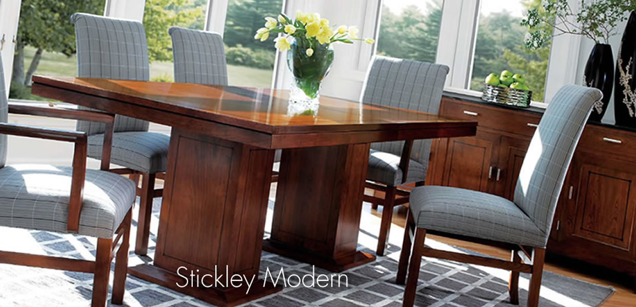 stickley modern table