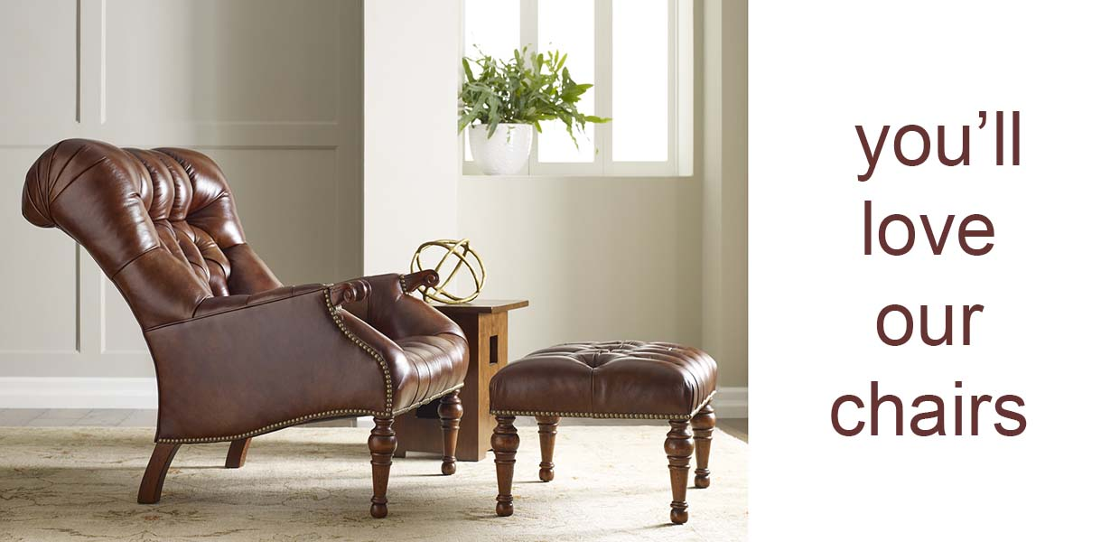 Shop For Leather Club Chairs