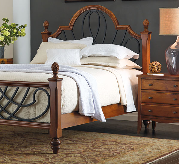Nichols and Stone Cypher bed