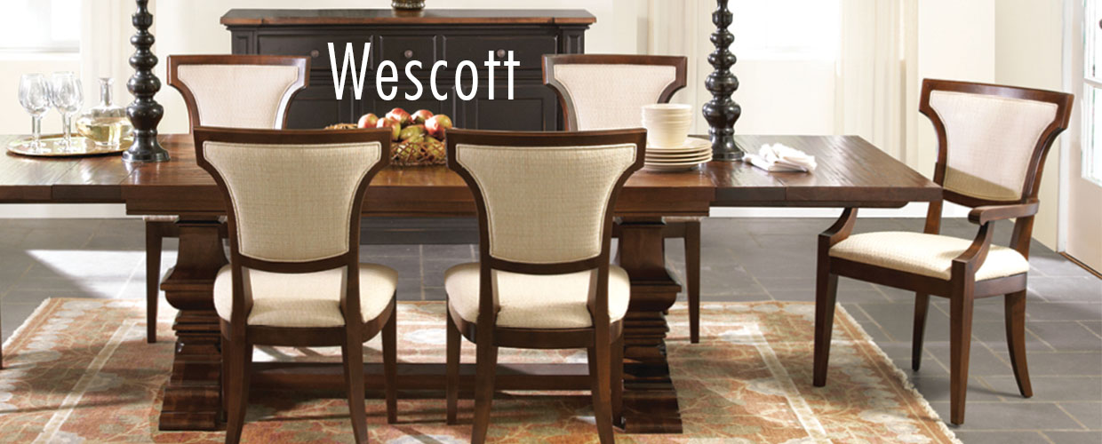 wescott table nichols and stone