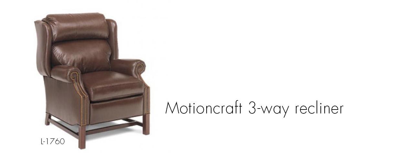 Charming ... Motioncraft L 1760 Recliner ...