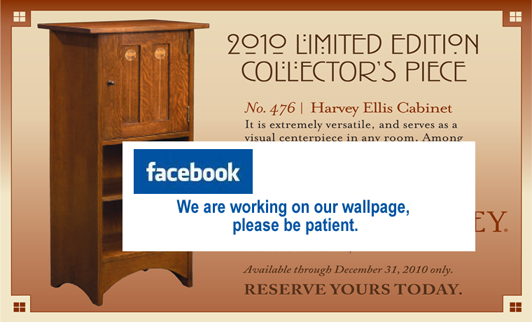 Welcome to Facebook at Traditions Furniture