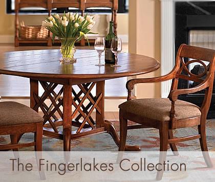Stickley Fingerlakes Collection