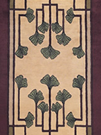 stickley rugs Ginko Tree