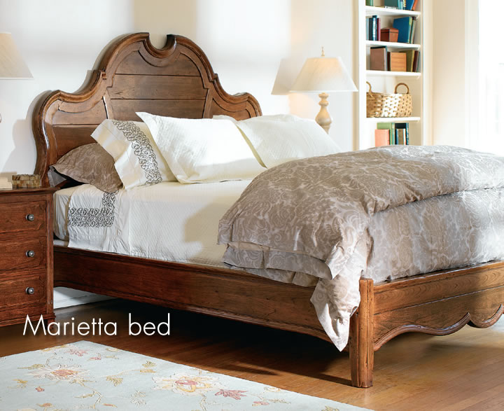 Marietta bed stickley