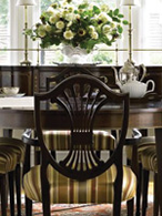 sticley furniture traditional dining