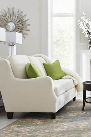 Stickley Furniture leather sofas and upholstery