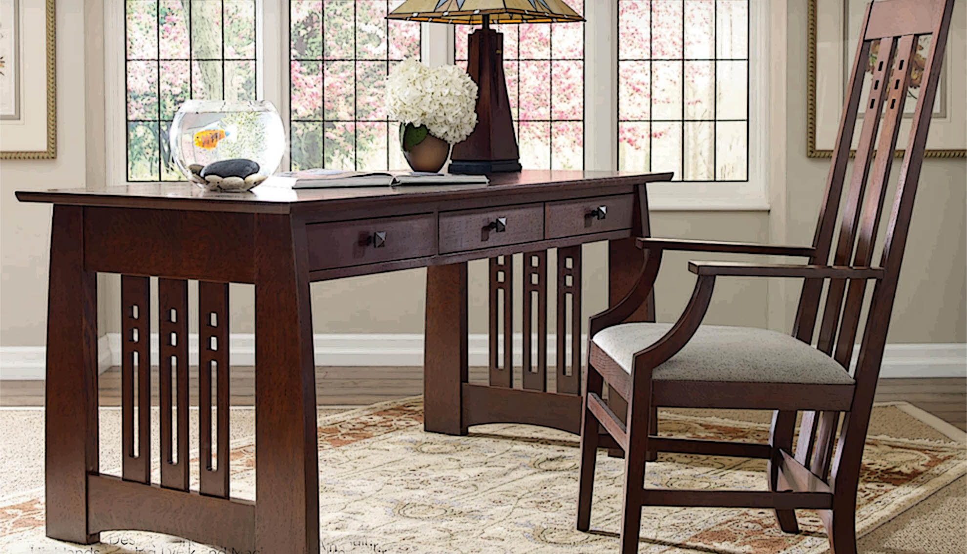 Mission Office Furniture Stickley Furniture