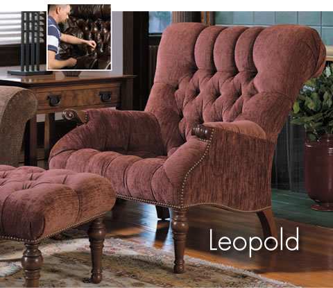 Etonnant Leopold Chair Stickley
