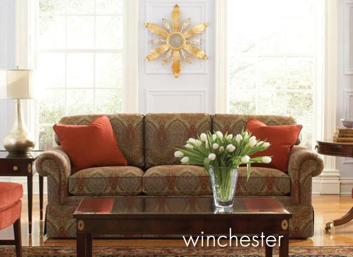 Winchester Sofa Stickley