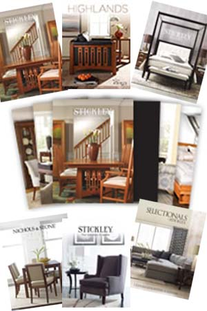 stickley furniture collection catalogs