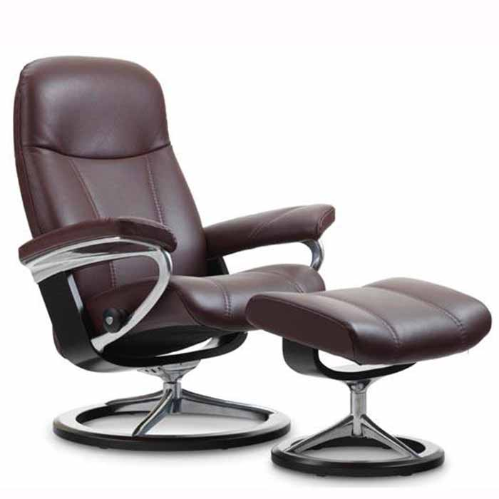 Stressless Consul signature base recliner chair