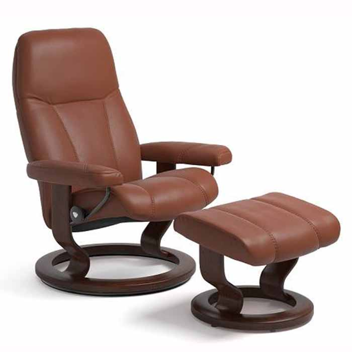 stressless Consul classic base recliner chair
