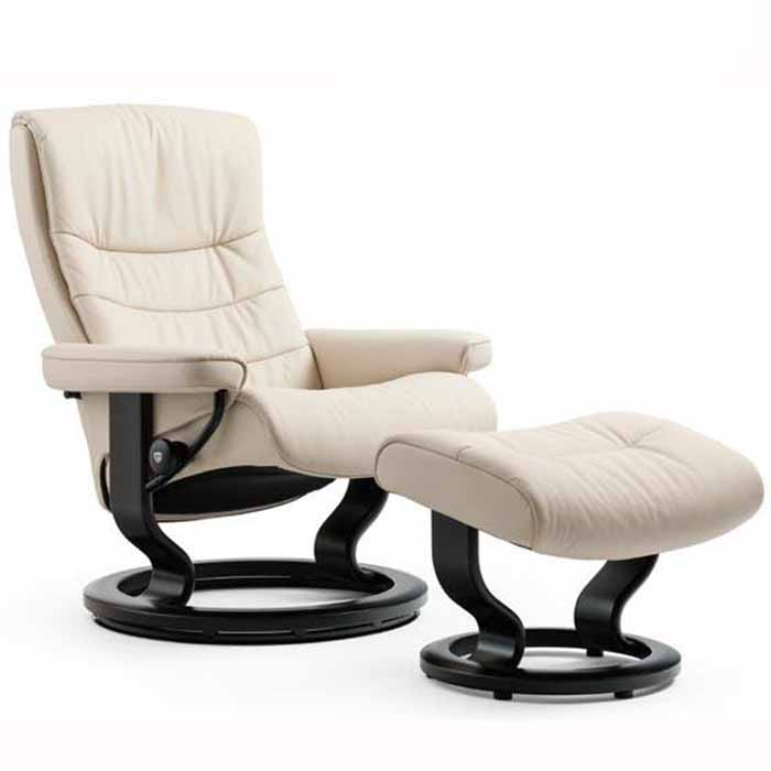 stressless nordic recliner classic base