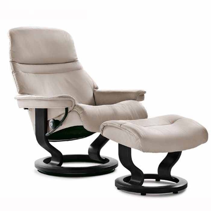 stressless sunrise classic recliner chair