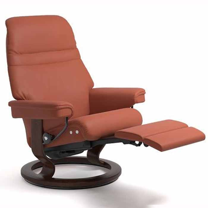 Sunrise Stressless recliner